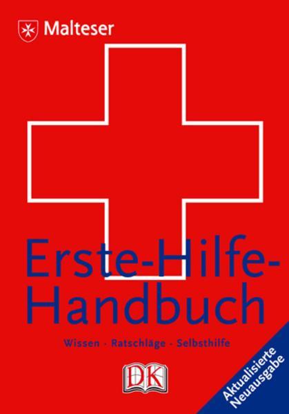 Erste-Hilfe-Handbuch - Wissen. Ratschläge. Selbsthilfe (Mängelexemplar)