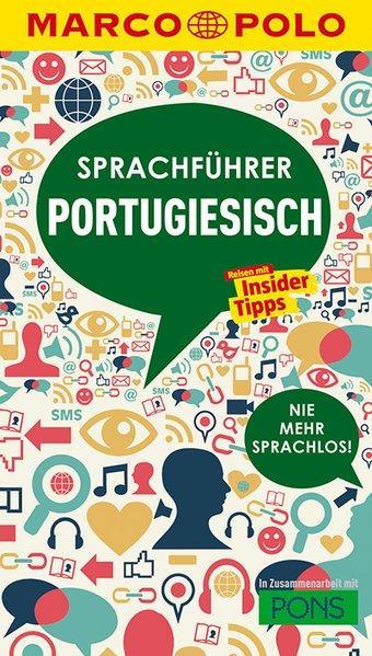 MARCO POLO Sprachführer Portugiesisch - Nie mehr sprachlos! (Mängelexemplar)