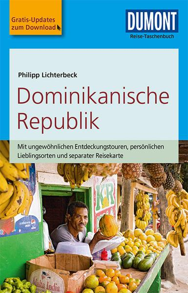 DuMont Reise-Taschenbuch Reiseführer Dominikanische Republik (Mängelexemplar)