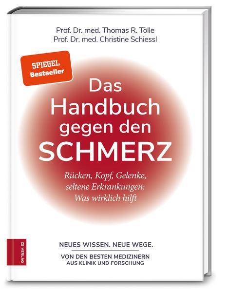 Das Handbuch gegen den Schmerz - Rücken, Kopf, Gelenke, seltene Erkrankungen (Mängelexemplar)