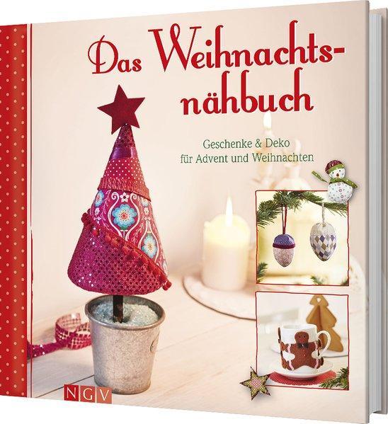 Das Weihnachtsnähbuch (Mängelexemplar)
