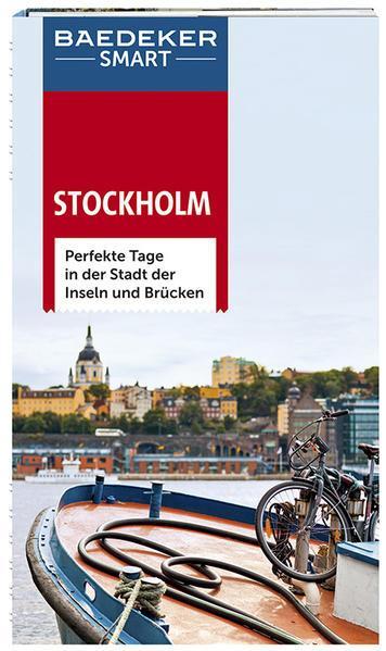 Baedeker SMART Reiseführer Stockholm - Tage in der Stadt der Inseln (Mängelexemplar)