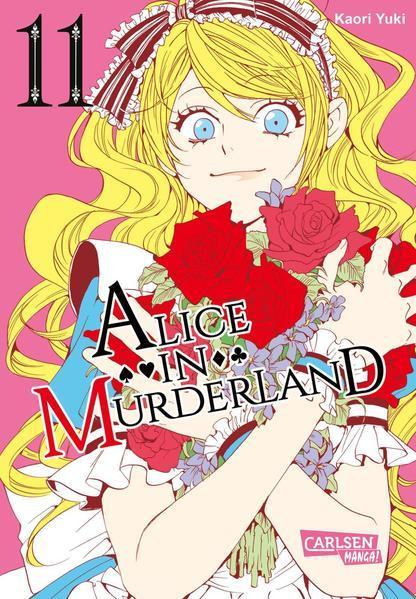 Alice in Murderland 11 (Mängelexemplar)
