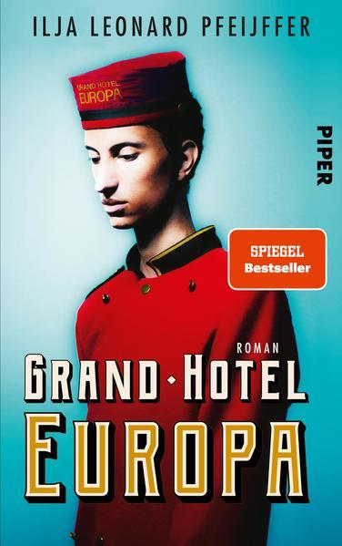 Grand Hotel Europa - Roman (Mängelexemplar)