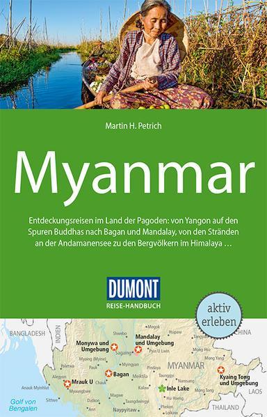 DuMont Reise-Handbuch Reiseführer Myanmar, Burma - mit Extra-Reisekarte (Mängelexemplar)