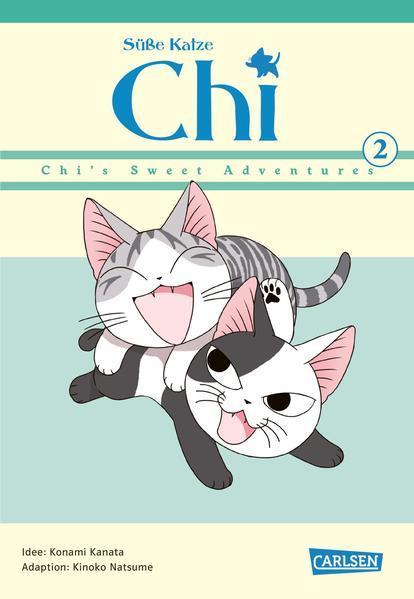 Süße Katze Chi: Chi's Sweet Adventures 2 (Mängelexemplar)