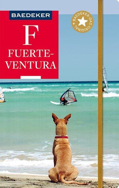 Baedeker Reiseführer Fuerteventura - mit praktischer Karte EASY ZIP (Mängelexemplar)