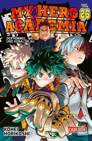 My Hero Academia 26 - Abenteuer und Action in der Superheldenschule! (Mängelexemplar)