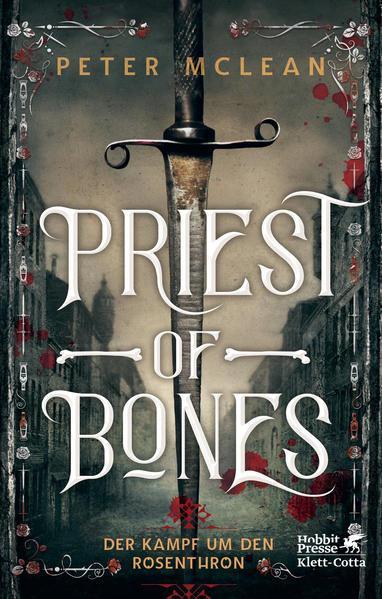 Priest of Bones - Der Kampf um den Rosenthron 1 (Mängelexemplar)