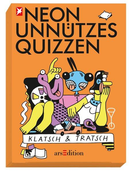 NEON Unnützes Quizzen: Klatsch & Tratsch