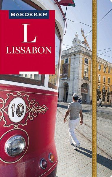 Baedeker Reiseführer Lissabon - mit praktischer Karte EASY ZIP (Mängelexemplar)