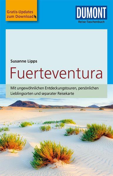DuMont Reise-Taschenbuch Reiseführer Fuerteventura - mit Online-Updates (Mängelexemplar)