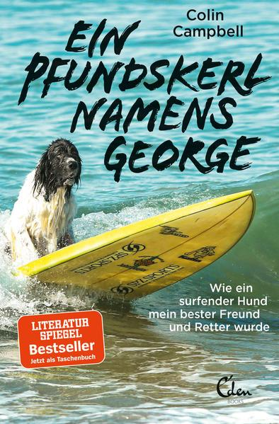 Ein Pfundskerl namens George - Wie ein surfender Hund mein bester Freund... (Mängelexemplar)