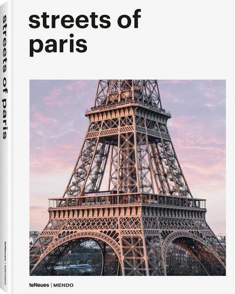 Streets of Paris - Bildband