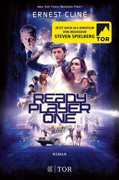 Ready Player One - Filmausgabe (Mängelexemplar)