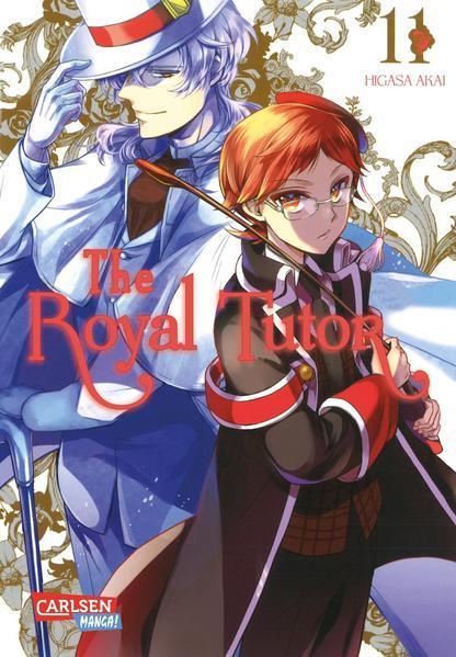 The Royal Tutor 11 (Mängelexemplar)