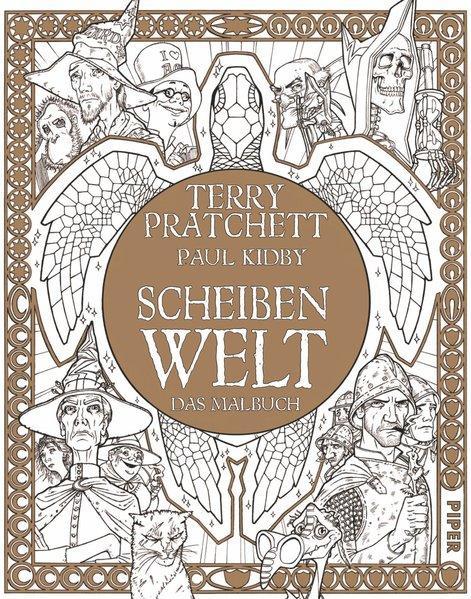 Scheibenwelt - Das Malbuch (Mängelexemplar)
