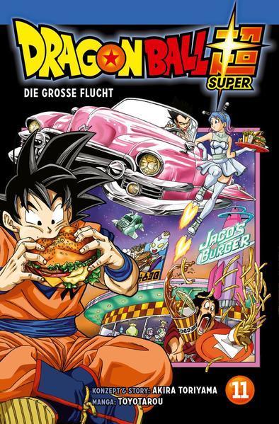 Dragon Ball Super 11 (Mängelexemplar)