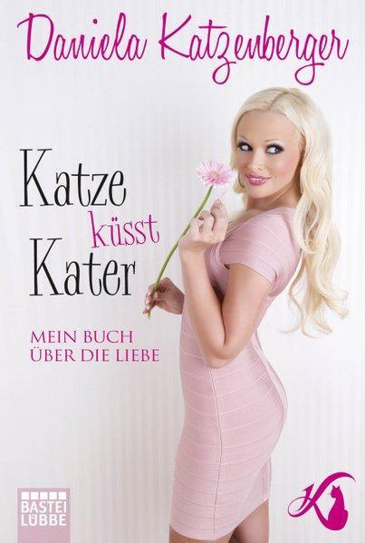 Katze küsst Kater - Mein Buch über die Liebe (Mängelexemplar)