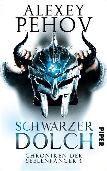 Schwarzer Dolch - Chroniken der Seelenfänger 1