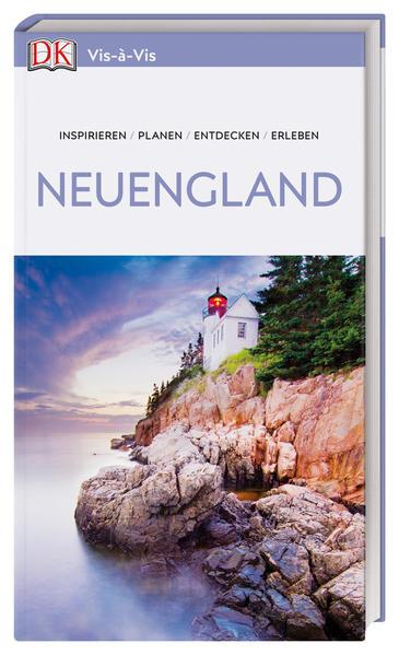 Vis-à-Vis Reiseführer Neuengland (Mängelexemplar)