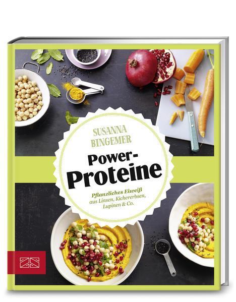 Just delicious – Power-Proteine - Pflanzliches Eiweiß aus Linsen,... (Mängelexemplar)