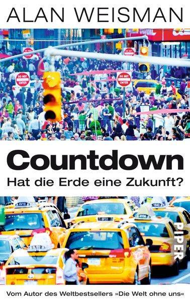 Countdown - Hat die Erde eine Zukunft?