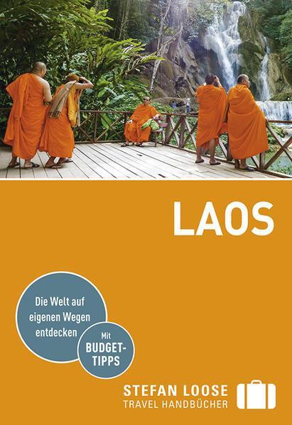 Stefan Loose Reiseführer Laos - mit Reiseatlas (Mängelexemplar)