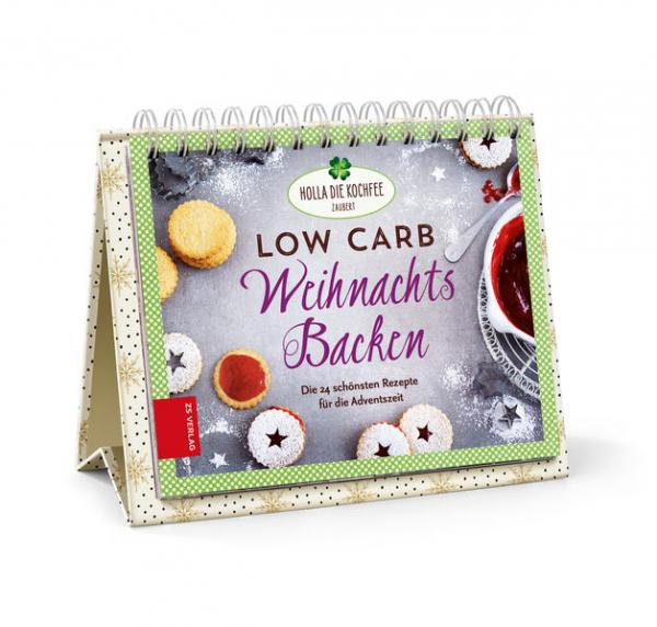 Low Carb Weihnachtsbacken - Die 24 schönsten Rezepte für die Adventszeit (Mängelexemplar)