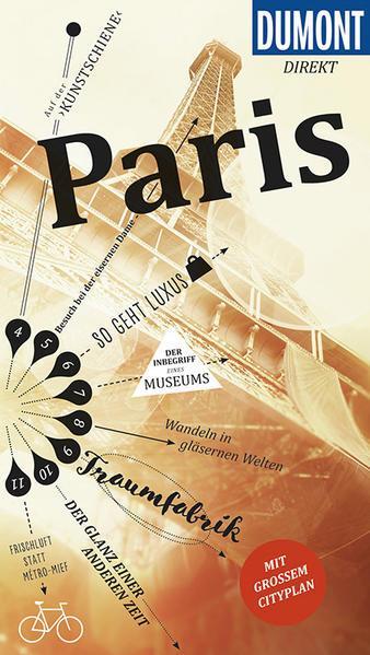 DuMont direkt Reiseführer Paris - Mit großem Cityplan (Mängelexemplar)
