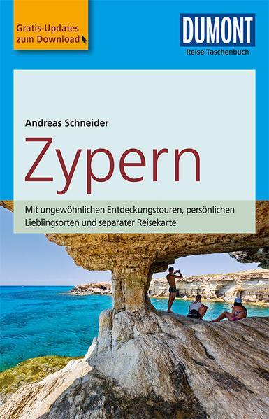 DuMont Reise-Taschenbuch Reiseführer Zypern - mit Online-Updates (Mängelexemplar)