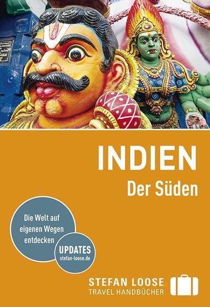 Stefan Loose Reiseführer Indien, Der Süden (Mängelexemplar)