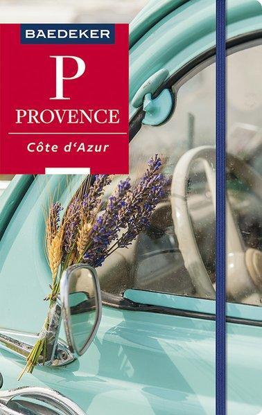 Baedeker Reiseführer Provence, Côte d'Azur - mit praktischer Karte EASY ZIP (Mängelexemplar)