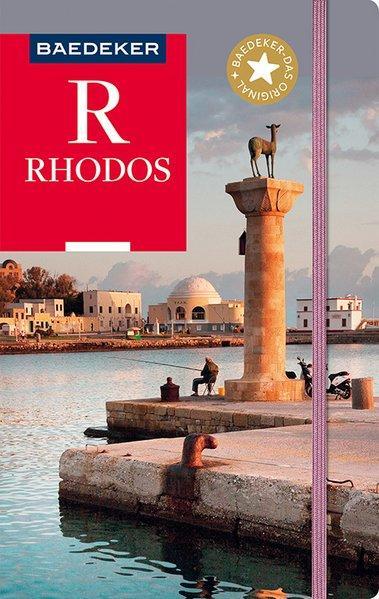 Baedeker Reiseführer Rhodos - mit praktischer Karte EASY ZIP (Mängelexemplar)