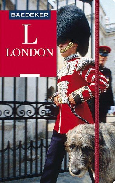 Baedeker Reiseführer London - mit praktischer Karte EASY ZIP (Mängelexemplar)