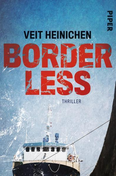 Borderless - Thriller (Mängelexemplar)