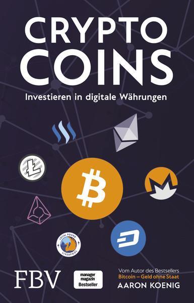 Cryptocoins - Investieren in digitale Währungen (Mängelexemplar)