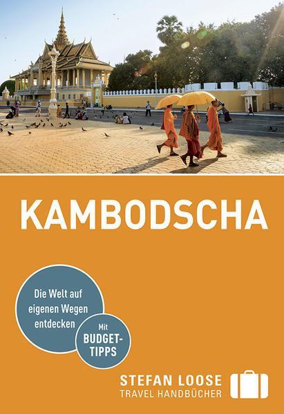 Stefan Loose Reiseführer Kambodscha - mit Reiseatlas (Mängelexemplar)