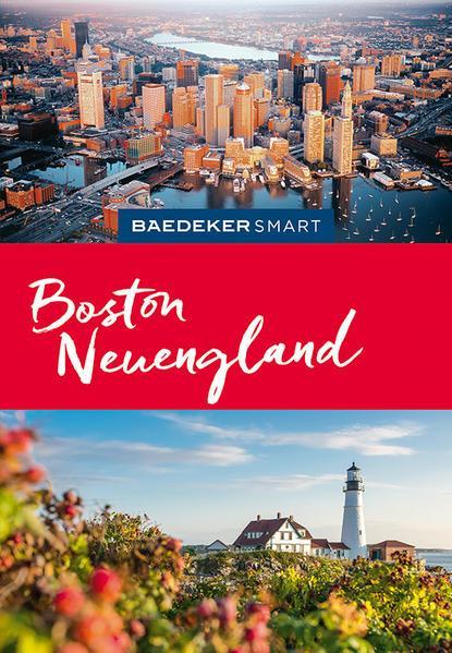 Baedeker SMART Reiseführer Boston & Neuengland (Mängelexemplar)