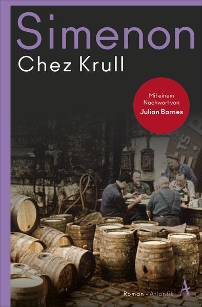 Chez Krull - Roman (Mängelexemplar)