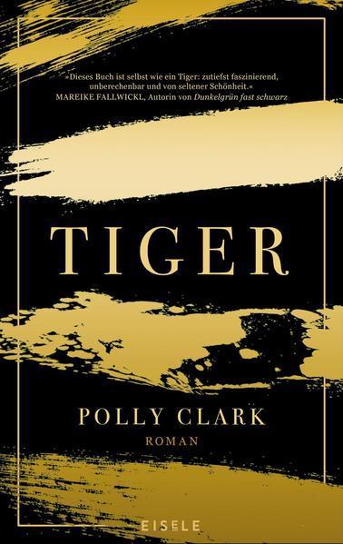 Tiger - Roman (Mängelexemplar)