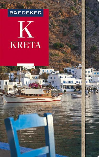 Baedeker Reiseführer Kreta - mit praktischer Karte EASY ZIP (Mängelexemplar)