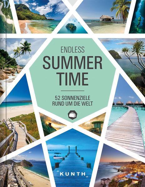 Summertime – 52 Sonnenziele rund um die Welt (Mängelexemplar)