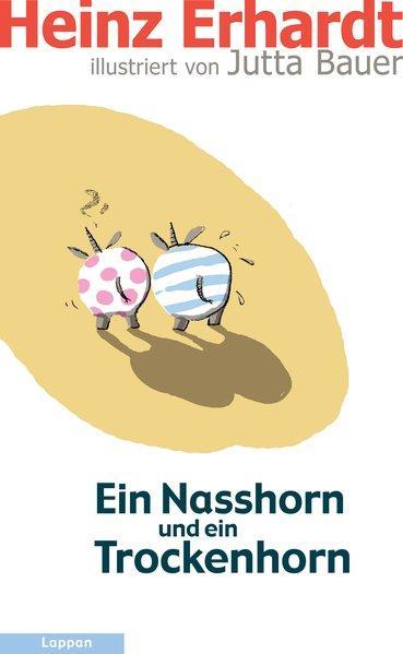 Ein Nasshorn und ein Trockenhorn (Mängelexemplar)