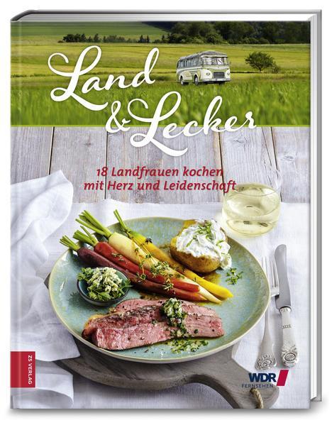 Land & lecker 4 - 18 Landfrauen kochen mit Herz und Leidenschaft (Mängelexemplar)