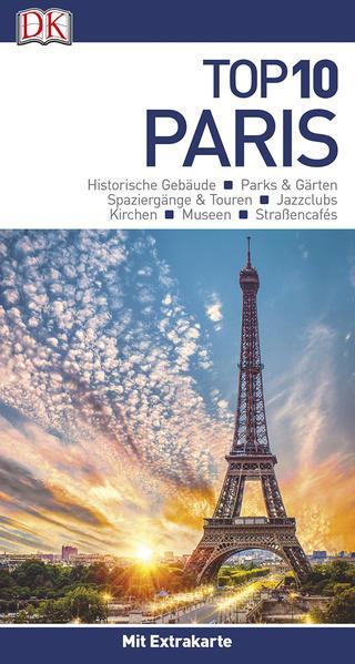 Top 10 Reiseführer Paris - mit Extra-Karte und kulinarischem Sprachführer (Mängelexemplar)