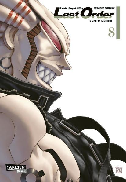 Battle Angel Alita - Last Order - Perfect Edition 8 (Mängelexemplar)