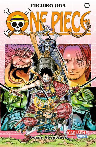 One Piece 95 - Piraten, Abenteuer und der größte Schatz der Welt! (Mängelexemplar)