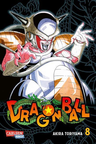 Dragon Ball Massiv 8 - Die Originalserie als 3-in-1-Edition! (Mängelexemplar)