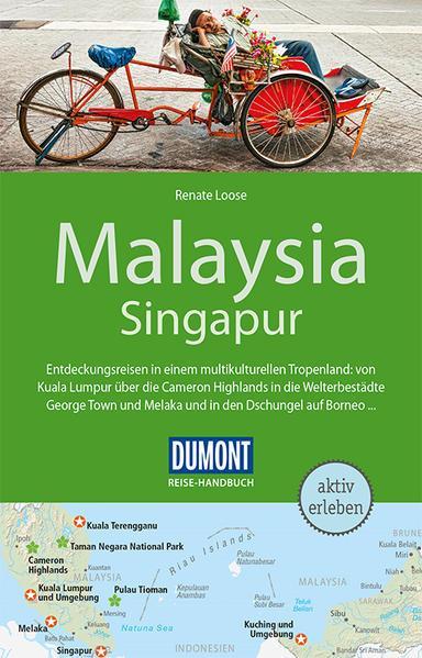 DuMont Reise-Handbuch Reiseführer Malaysia, Singapur - mit Reisekarte (Mängelexemplar)